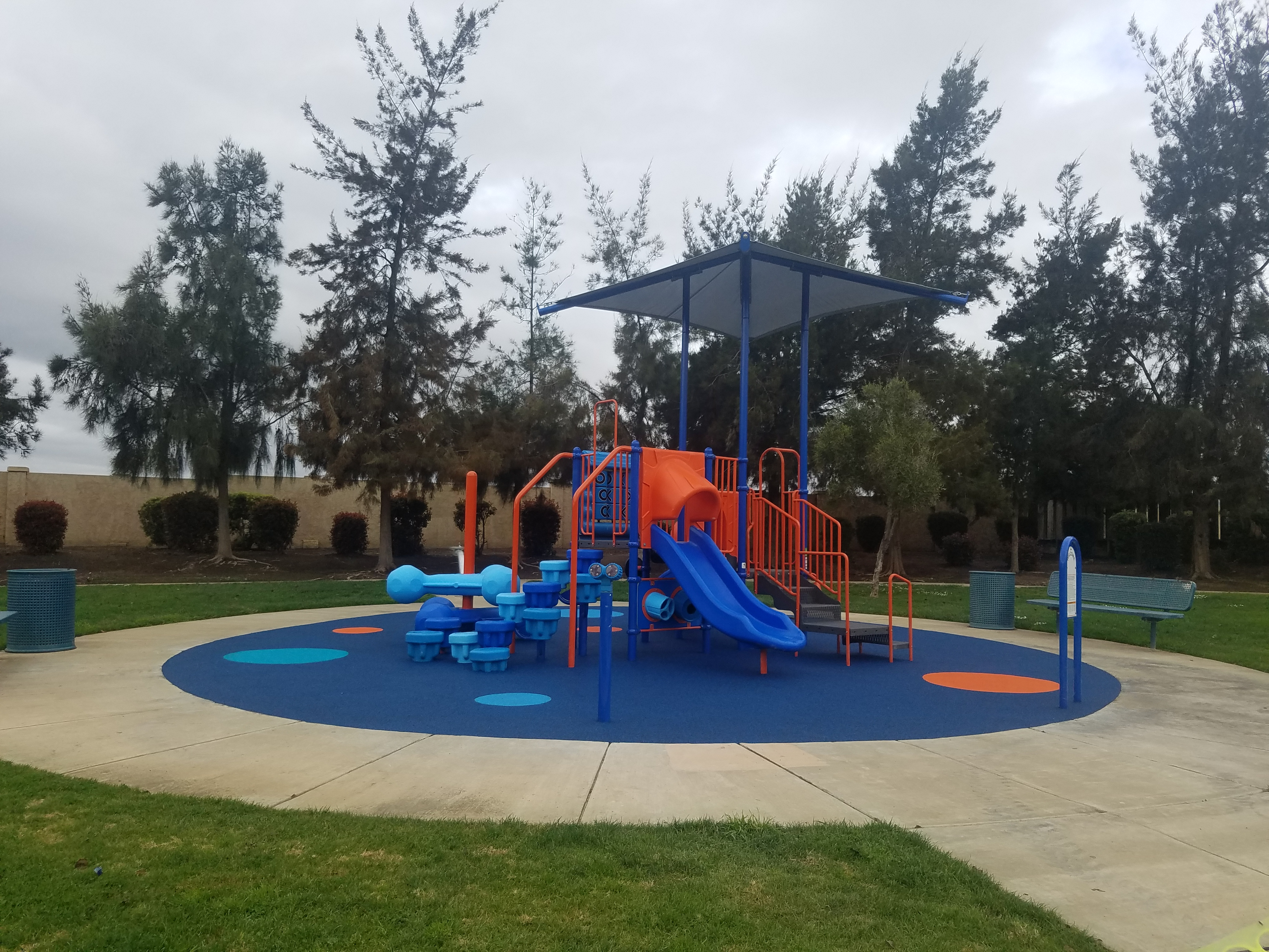 Canyon Creek Tot Lot Playground
