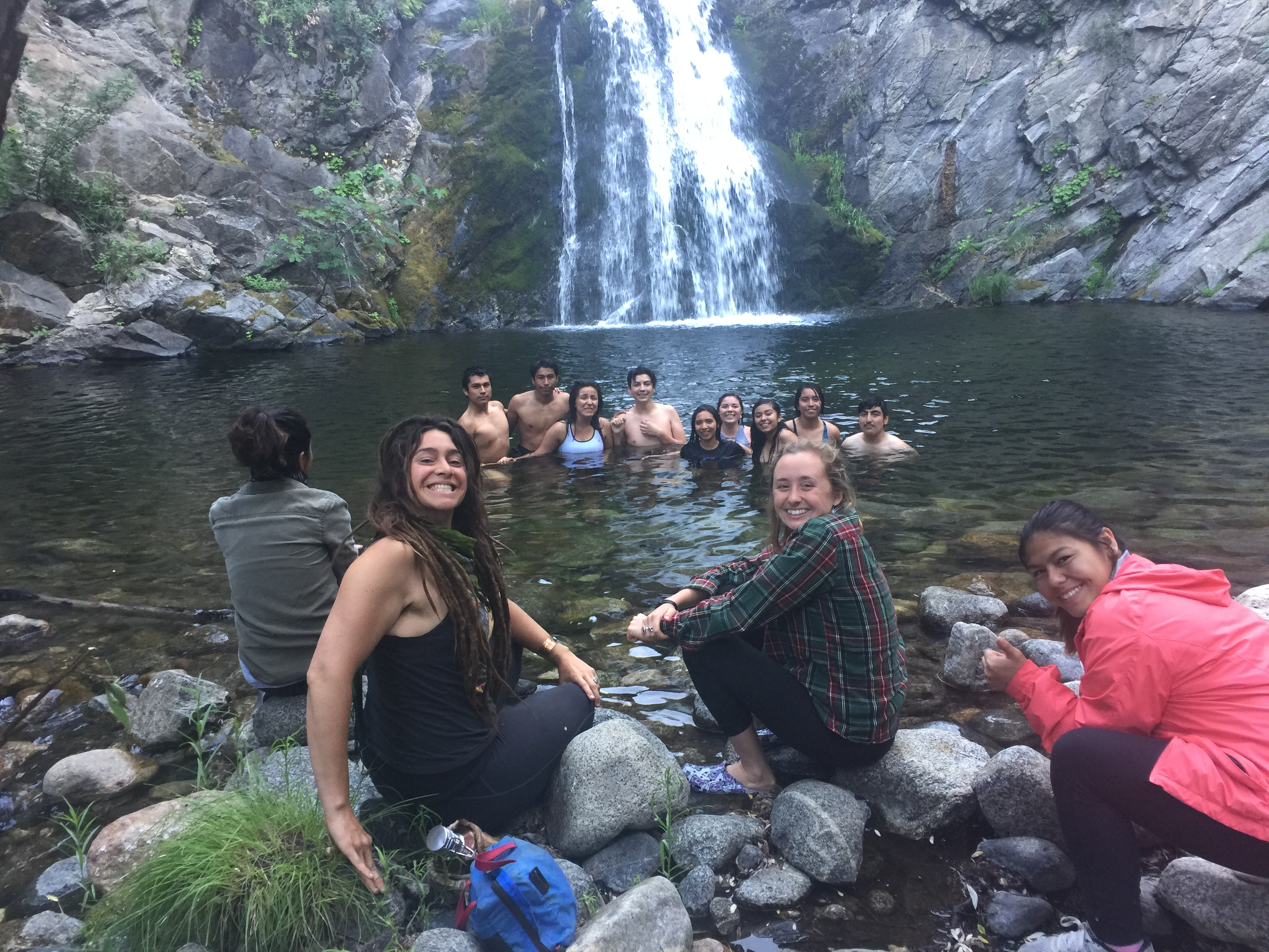 Camping in Arroyo Seco with the Ventanna Wilderness Society