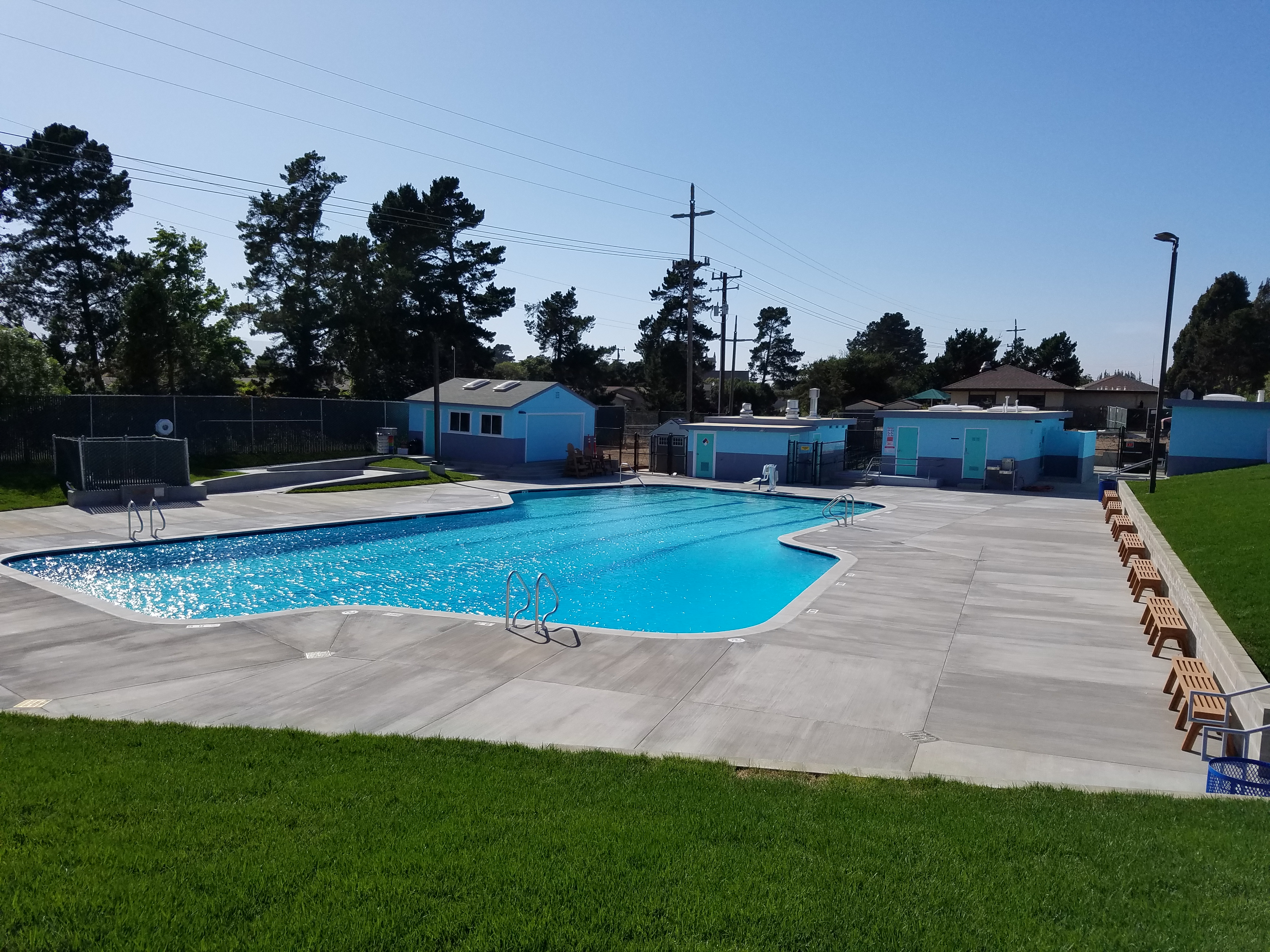 Photo of Gonzales pool