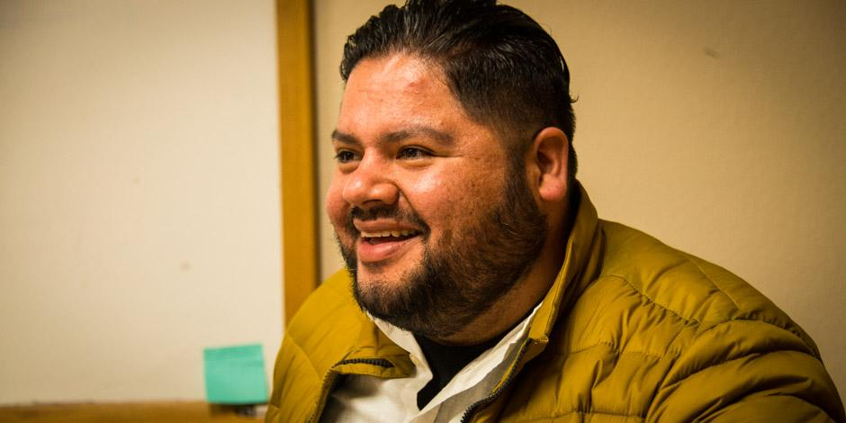 Rene Casas, Administrative Analyst at CSUMB's Service Learning Institute