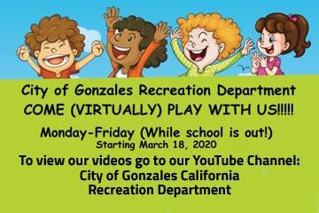 Recreation Dept Virtual Playground