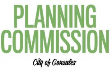 Planning Commission City of Gonzales