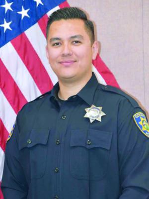 Photo of Officer Ruben Pulido
