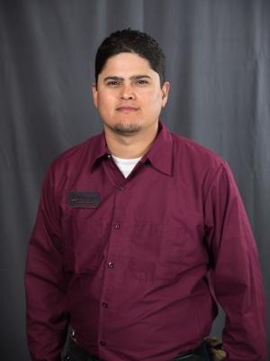 Andrew Lujan, Technician
