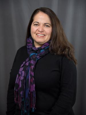 Elizabeth Jimenez, Senior Accounting Technician
