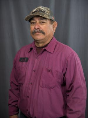 Jose Haro, Maintenance Worker