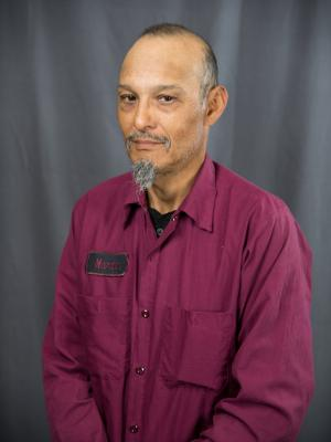 Martin Espinoza, Maintenance Worker