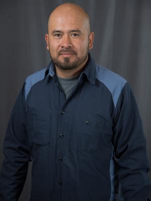 Raymond Vasquez, Mechanic
