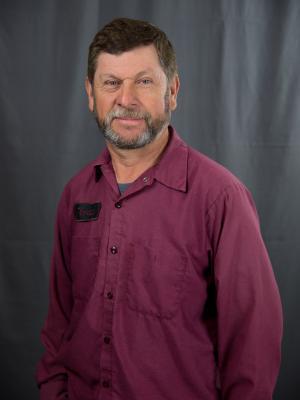 Roverto Zavala, Maintenance Worker