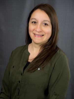 Veronica Gonzalez, Administrative Assistant for Public Works and Recreation Departments