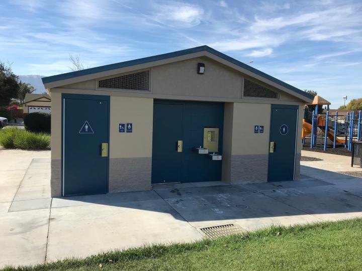 Meyer Park Improvement