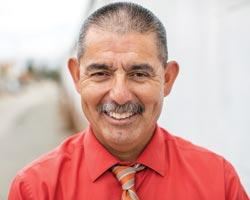Gonzales City Manager Rene Mendez